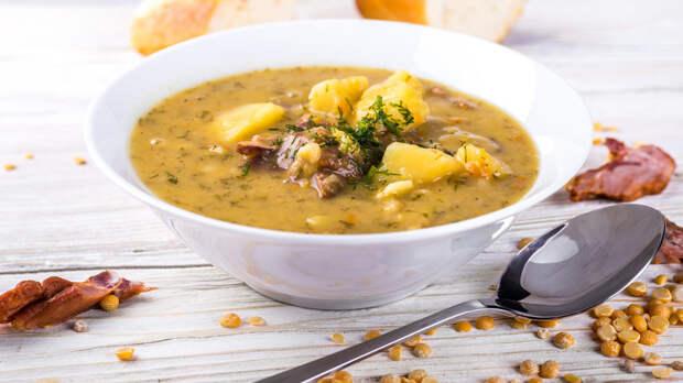 Рецепты от Маргариты Симоньян: Гороховый суп