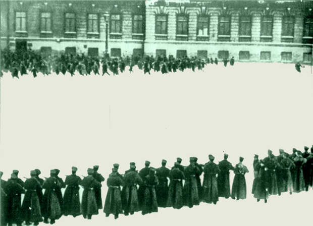 «Кровавое воскресенье» 1905 года: как власть сделала революцию неизбежной