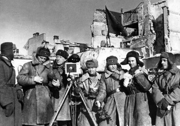 Новая серия документального проекта «Как снимали войну» расскажет об операторе Валентине Орлянкине