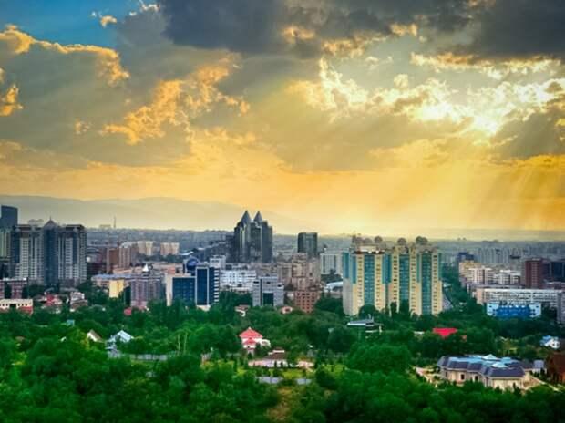 Верной украинской дорогой идёт Казахстан