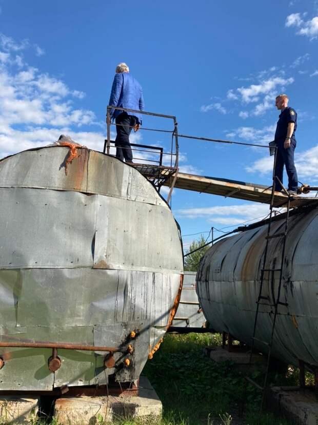 Рабочих в Удмуртии подозревают в краже нефти во время ремонта скважин