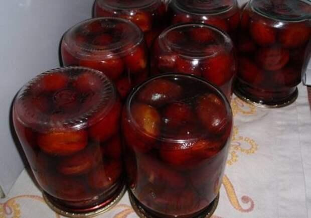 Как замариновать сливы на зиму: рецепта вкуснейшего деликатеса