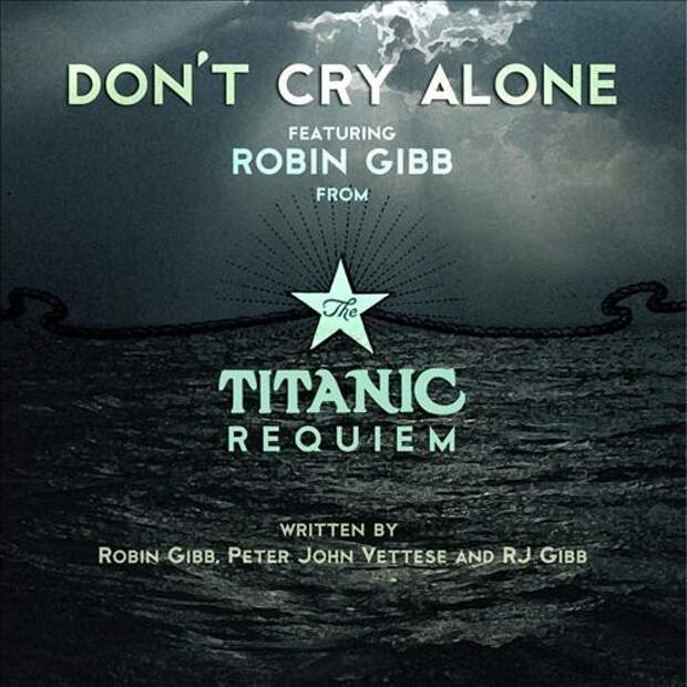 6. Robin Gibb — Don't Cry Alone кома, музыка, факты