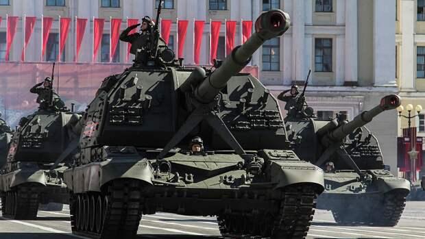 Т-34 возглавит механизированную колонну на параде Победы в Новосибирске