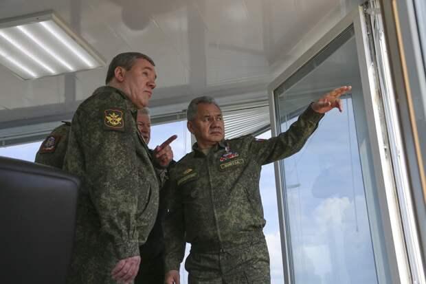 Заявление Шойгу о передислокации войск вызвало резкий рост рубля