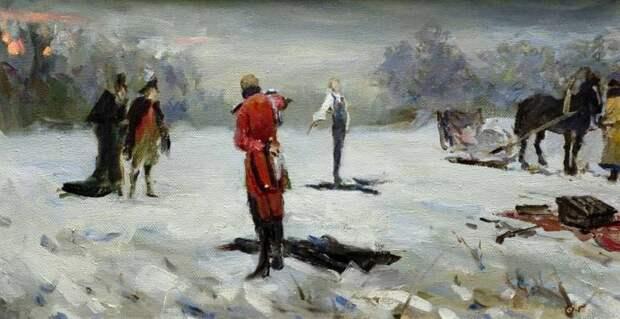Дуэль в Русской императорской армии. В 3-х частях