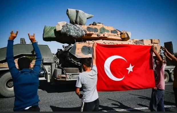 Франция в очередной раз осудила действия Реджепа Эрдогана
