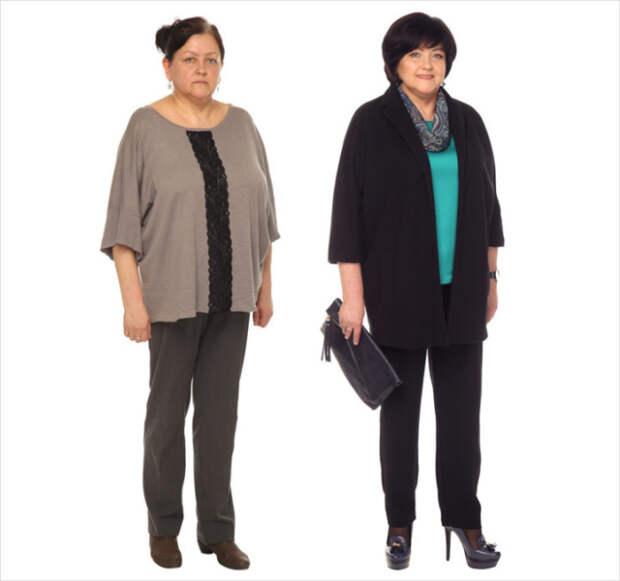 Изменение во внешности, которое улучшило внешний вид и помогло сбросить несколько лет.