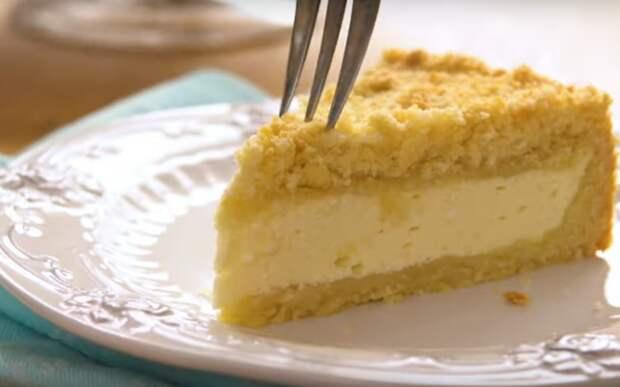 «Королевская ватрушка»: вкусный десерт на скорую руку