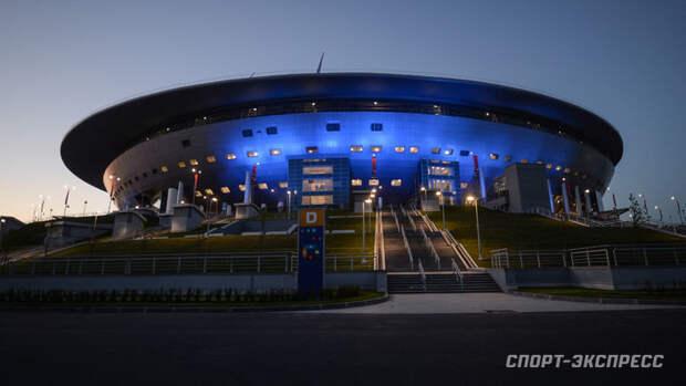 Сорокин заявил, что разрешенная вместимость стадиона вПетербурге вовремя Евро пока неизменится