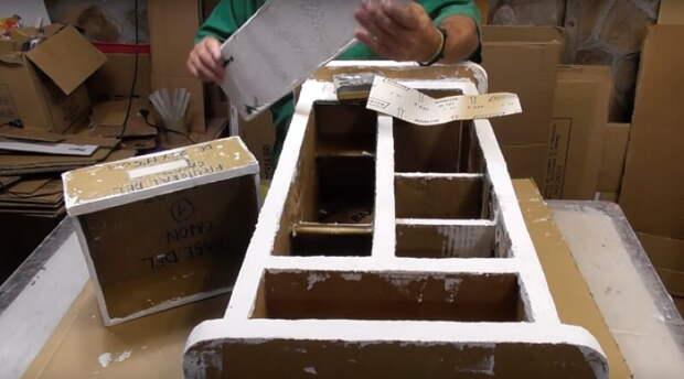 Шикарный комод своими руками из подручных материалов