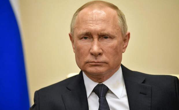 А Путин оказался жёстким парнем