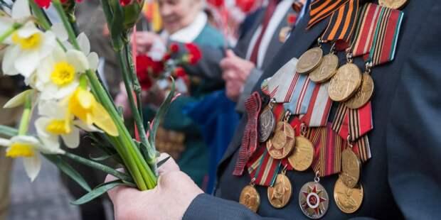 Собянин рассказал о проекте «Слово солдата Победы»