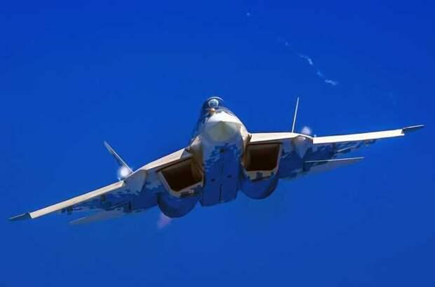 Российские Су-57 первыми поступят все-таки в ВВС Алжира к2030 году