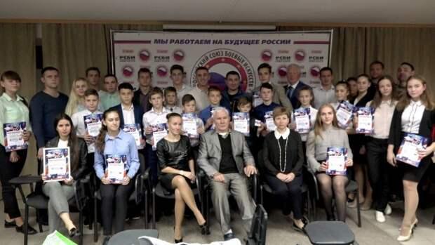 Награды нашли героев в Севастополе!