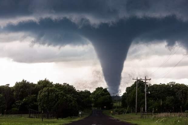 Короткий список конкурса фотографий погодных явлений Weather Photographer of the Year