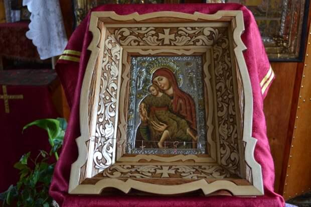 25 ноября - «Милостивая» - иконы Божией Матери.