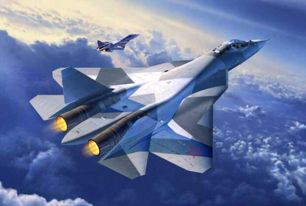 Турция получит истребитель TF-X вместо российского Су-57