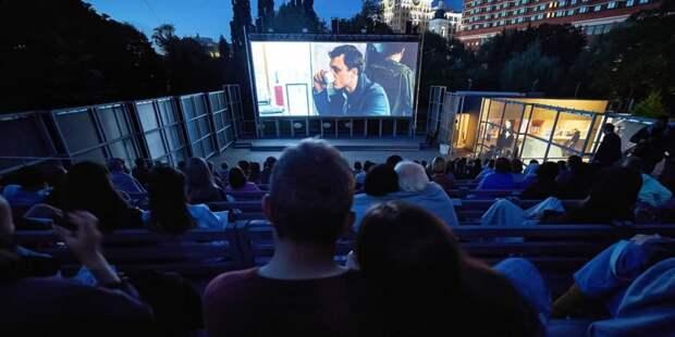 Сергунина рассказала о программе культурных площадок Москвы к «Ночи кино». Фото: М. Денисов mos.ru