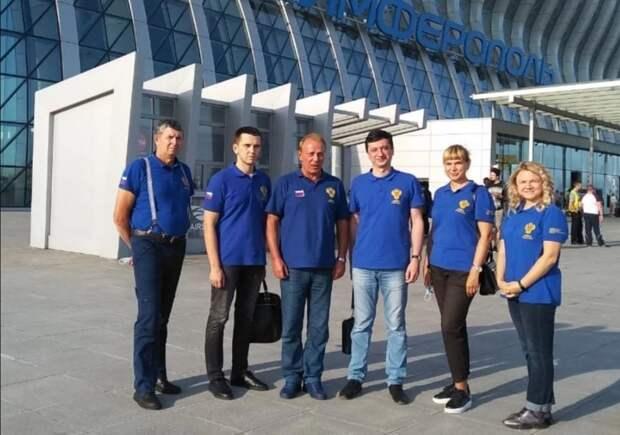 «Ангелы в синей униформе»: Медики из ФМБА спасли пассажирку на рейсе Москва – Симферополь