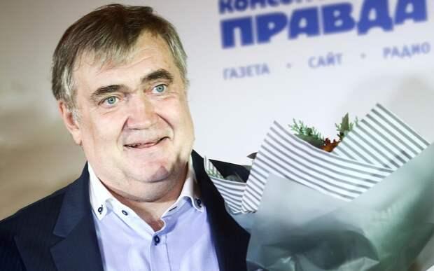Юрий Розанов— оборьбе сонкологией: «Либо помру, либо буду работать»