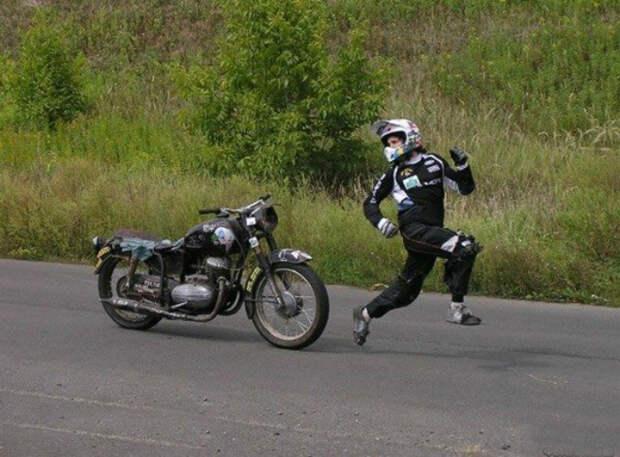 Время уносить ноги. | Фото: Koproskyla.com.