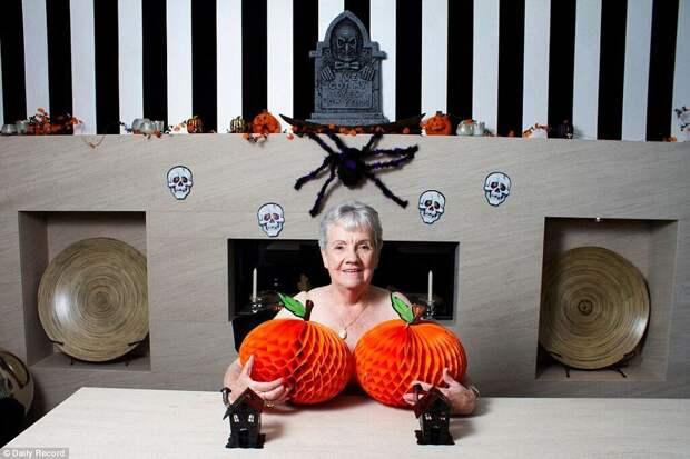 Фото гламурных бабушек на календарь.