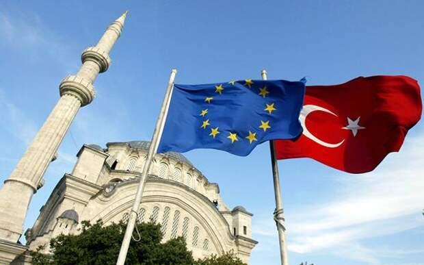 Кидок на €3 млрд.: Европа начинает осознавать, что с Турцией договариваться было нельзя