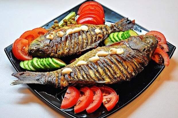 5 рецептов запекания рыбы