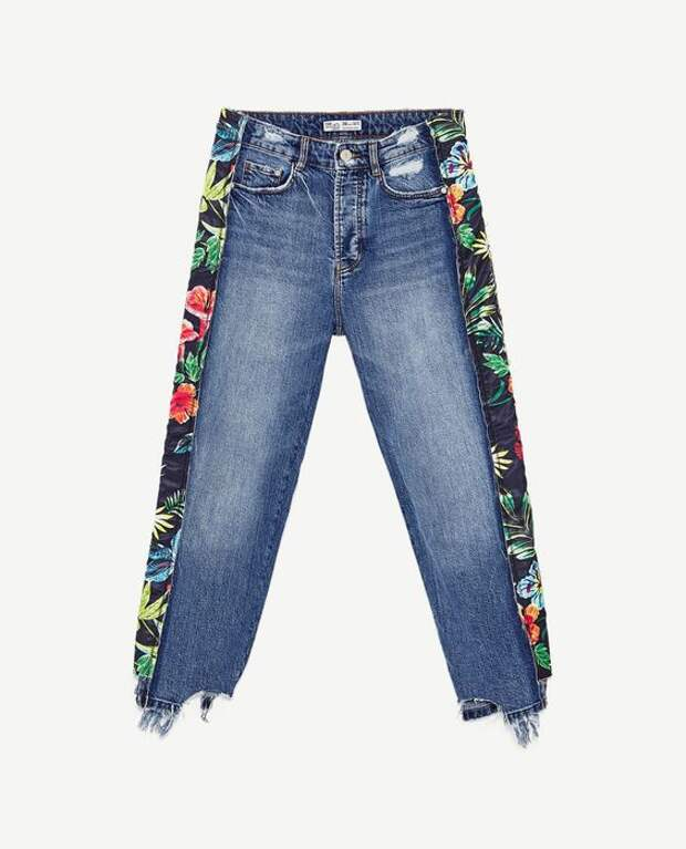 Летние хипповые джинсы (подборка)