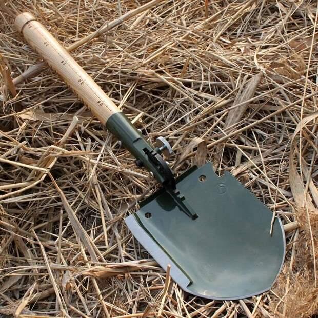 Самая знаменитая сапёрная лопатка