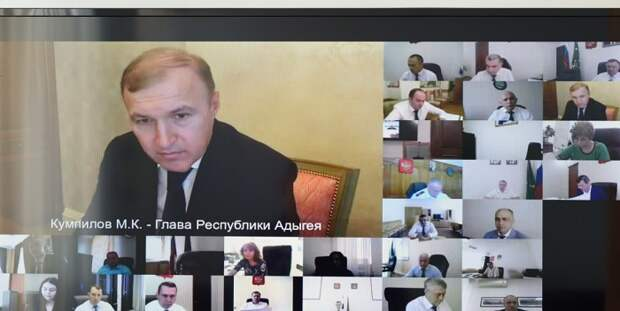 Глава Адыгеи поручил усилить противоэпидемические и профилактические мероприятия