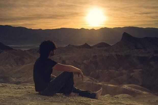 Большое путешествие по Долине Смерти в Северной Америке