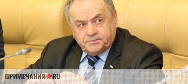 Ефим Фикс заявил о росте благосостояния крымчан