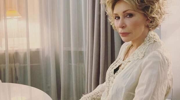 Актриса Татьяна Васильева жалуется на отсутствие работы