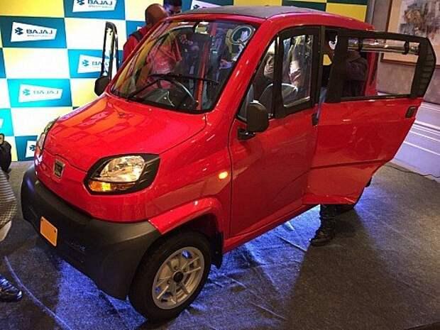 В Россию приедет «убийца» Lada из Индии