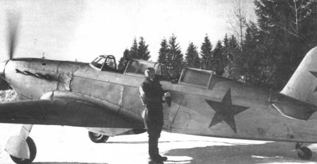 Самолёт ЯК-7: как из учебного самолёта сделали отличный боевой истребитель