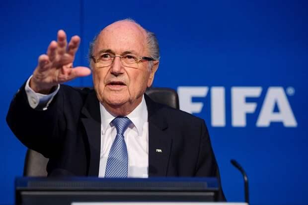 Экс-президент ФИФА Блаттер более недели находился в искусственной коме