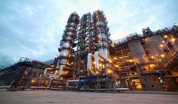 Газоперерабатывающий завод построят вКазахстане