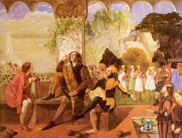 Вслед за Офелией: трагическая судьба музы художников-прерафаэлитов