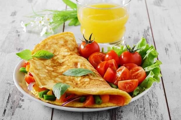РАЗРЕШЕНО ХУДЕЮЩИМ. Пять сытных блюд с калорийностью не более 250 ккал