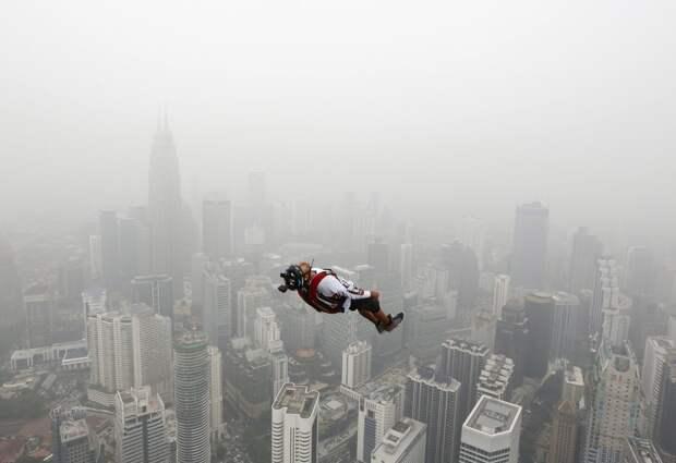 Шокирующие экстремальные фотографии со всего мира