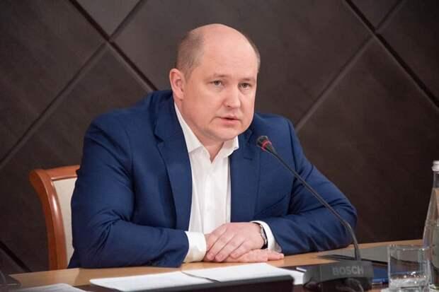 Развожаев укрепил свое правительство блоком «За Януковича!»