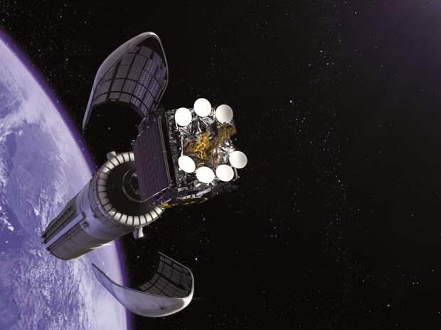 Маневры российского спутника вызвали на Западе нервную реакцию