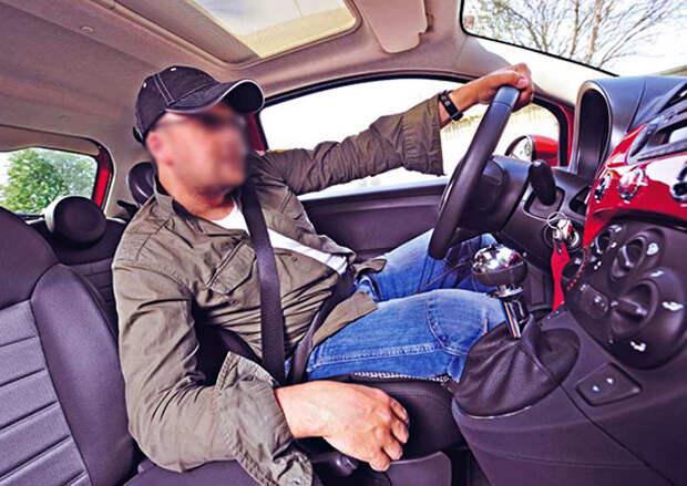 Как сидеть за рулем автомобиля правильно? Правильная посадка — залог вашей безопасности!