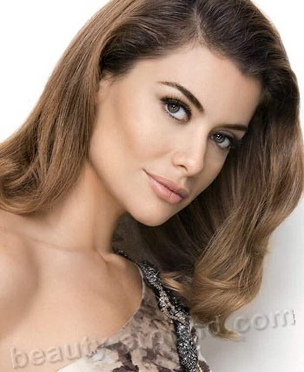 Алине Мораес/ Alinne-Moraes лицо косметической фирмы Loreal