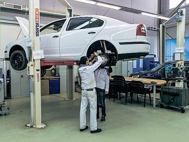 Как Volkswagen готовит автосборщиков в Калуге