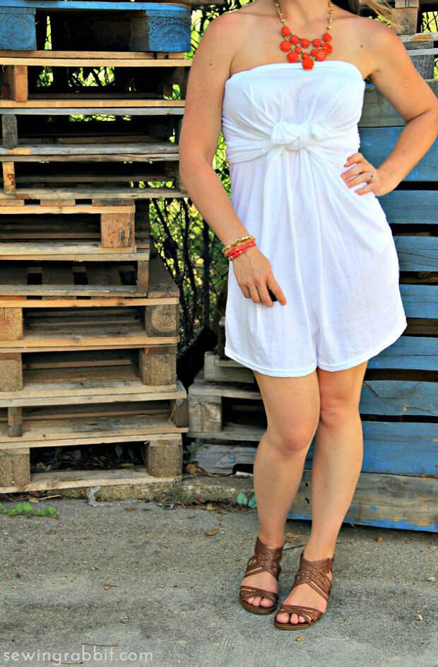 Смотрите не 8 - Мгновенный платье - Десять Рубашка вызов