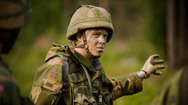 Осло и Вашингтон договорились о строительстве военных баз в Норвегии для слежки за Россией