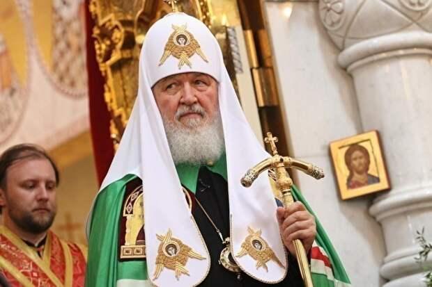 Патриарх Кирилл выпросил у правительства 20-процентные скидки на газ